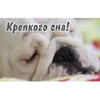 Желаю крепкого сна